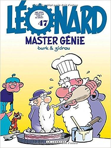 Léonard (2016) - tome 47 - Master génie