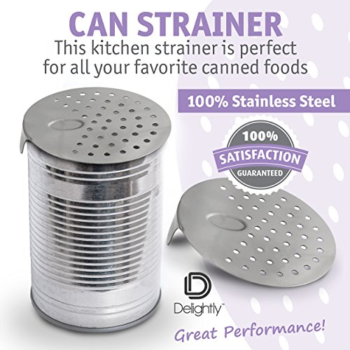 Delightly Strainer Colander Stainless Dishwasher product image
