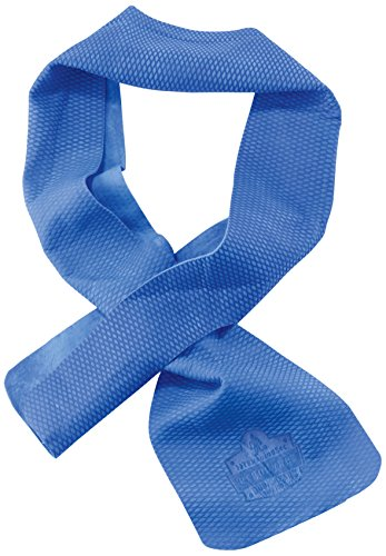 Ergodyne Chill Its 6603 Cooling Neck Wrap, Long Lasting Cooling Relief