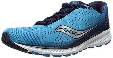 Saucony Men's Breakthru 3 Running Shoe, Blue Navy, 10 M US