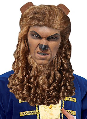 Man Costume Beast (The Beast Costume Wig Beast Costumes For Men Beauty And The Beast Costume)