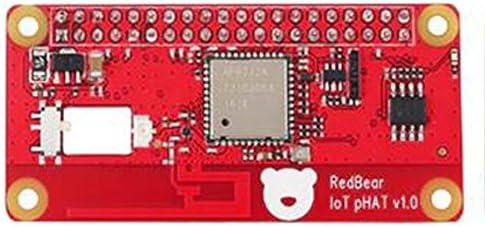 Eleduino Redbear loT PHat with header for Raspberry Pi: Amazon com