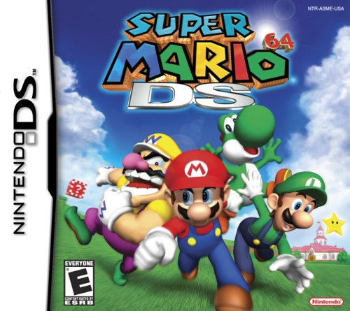 Super Mario 64 DS by Nintendo