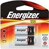 Photo : CR123 Advanced Photo Lithium Battery Retail Pack - 2-Pack (EL123APB2) -