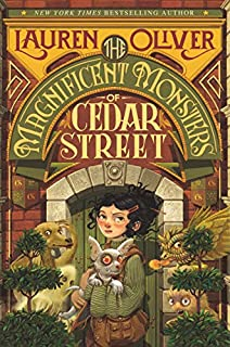 Book Cover: The Magnificent Monsters of Cedar Street