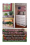 img - for Modern Wood Pallets Projects: Amazing Wood Pallet Ideas To Decorate Your Home And Garden!: (Household Hacks, DIY Projects, DIY Crafts,Wood Pallet Projects, Woodworking, Wood Furniture) book / textbook / text book