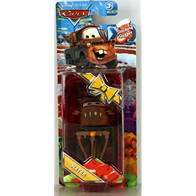 CARS Disney Pixar Stocking Stuffer Mater DIE-CAST: Toys & Games