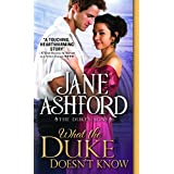 What the Duke Doesn't Know (The Duke's Sons)