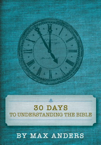 30 Days to Understanding the Bible cover