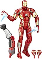Capitán América Legends Iron Man Mark 46, 6""