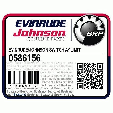0586156 Evinrude Johnson Ficht Outboard Tilt Limit Switch 90-175 Hp - Evinrude Ficht Outboards