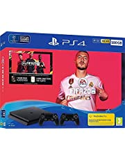 Sony PlayStation 4 Slim 500GB With FIFA 20 and Extra Controller
