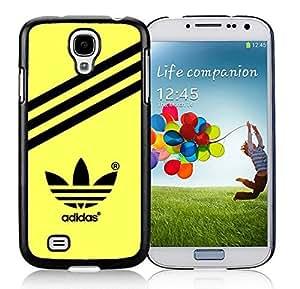 Fahionable Custom Designed Samsung Galaxy S4 I9500 i337 M919 i545 r970 l720 Cover Case With Adidas 23 Black Phone Case