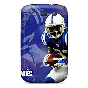 Tpu Fashionable Design Indianapolis Colts Rugged Case Cover For Galaxy S3 New