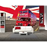 Direct Wallpapers London Bus-Wandbild