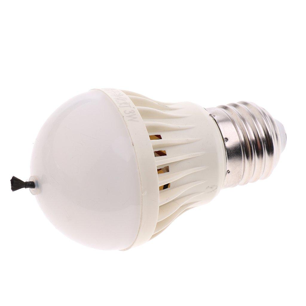 Sharplace E27 Negative Ionen Glühbirne Luftreiniger Glühbirne, entfernt Rauch und Allergene aus der Luft [Energieklasse A] non-brand
