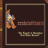 Legend of Sassafras by Krunkelstiltskin
