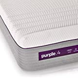 Cheap The New Purple Mattress, with Soft 4″ Smart Comfort Grid Pad and Cooling Comfort-Stretch Cover (Queen)