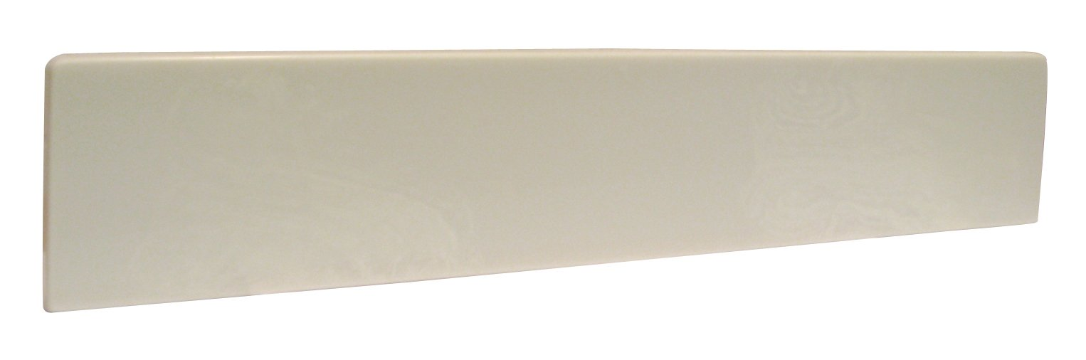 Design House 550905 Marble Universal Side Splash, Solid White, 22-Inch