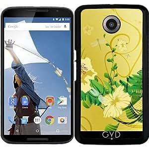 Funda para Motorola Nexus 6 - Hermosa Flor by nicky2342