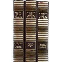 Portait de la france moderne / histoire de la provence -histoire de la corse + atlas / 3 tomes