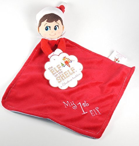 The Elf on the Shelf, My 1st Elf Cuddler - Boy Elf (Christmas Elf Toy)