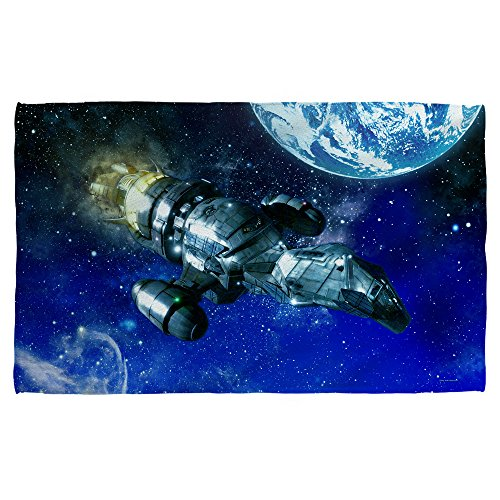 Serenity Firefly Beach Towel