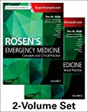 img - for Rosen's Emergency Medicine: Concepts and Clinical Practice: 2-Volume Set, 9e book / textbook / text book