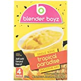 Blender Boyz Drink Tropical Paradise Smoothie Mix, 420ml