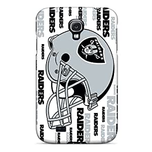 DkcFJ1962ETwYS LifeLeader Oakland Raiders Feeling Galaxy S4 On Your Style Birthday Gift Cover Case
