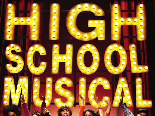 Pop Culture Graphics High School Musical Movie Poster 11 x 17 Movie Poster (Disney Christmas Album Channel)