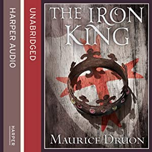 The Iron King Hörbuch