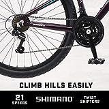 Mongoose Silva Mountain Bike, For Women and