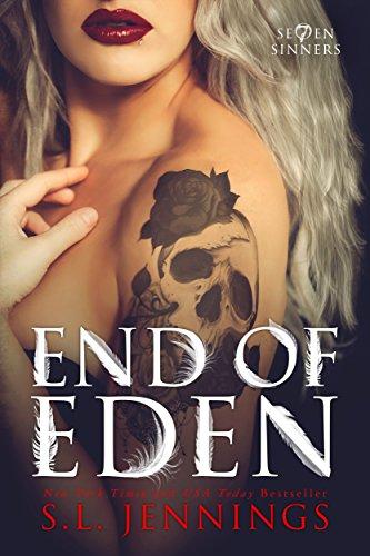 End Eden Se7en Sinners Book ebook product image
