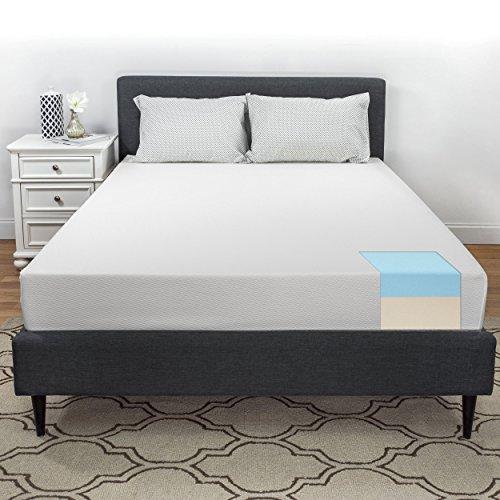 Select Luxury 10-inch Twin-size Gel Comfort Foam Mattress