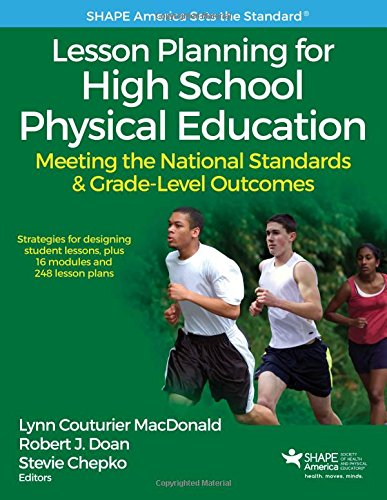 Lesson Planning For High School Physical Education With Web