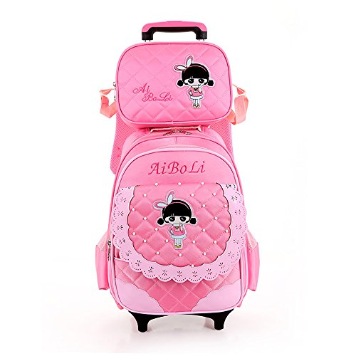 "HIGOGOGO 2PCS Trolley Bag Set, Big One:16""13""9""(HWT), Sma..."