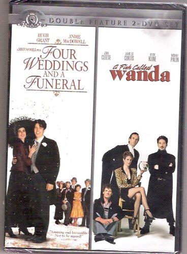 Four Weddings and a Funeral/A Fish Called Wanda (Double Feature)