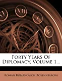Forty Years of Diplomacy, , 1279104120