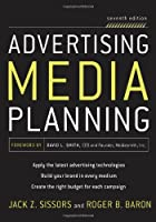 Advertising Media Planning, 7th Edition Front Cover