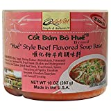 Quoc Viet Foods Cot Bun Bo Hue Style Beef Flavored Soup Base, 10 oz.