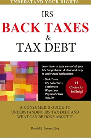 Back Taxes & Tax Debt