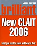Brilliant NewCLAIT 2006, Jackie Sherman, 0136157947