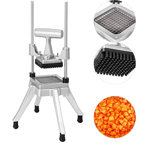 Happybuy Commercial Vegetable Fruit Dicer 1/4