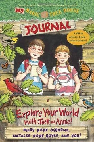Magic Tree House Journal Fill product image