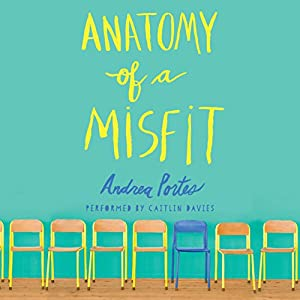 Anatomy of a Misfit Audiobook