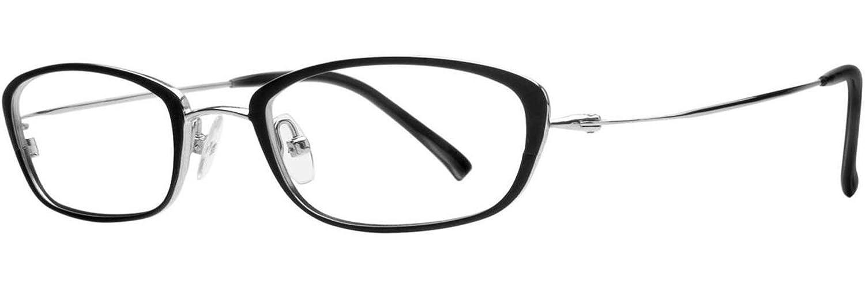 DANA BUCHMAN Eyeglasses MERIDIAN Black 48MM