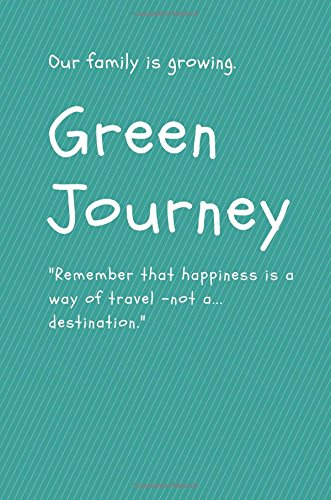 green journey: notebook (quotes) (Volume 3) PDF
