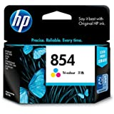 HP InkJet C9361ZZ 854 Cartridge (Tri-Color)