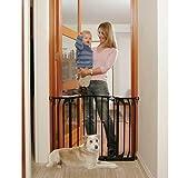 Bindaboo Pet Gates Swing-Close Expandable Pet Gate by Bindaboo Pet Gates -